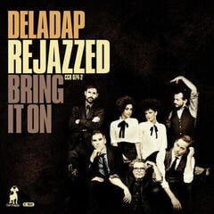 Deladap ReJazzed - Bring It On (LP + CD) Audiophile Quality