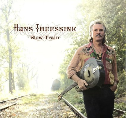 Hans Theessink Slow Train (LP) Audiofilska jakość