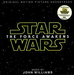 Star Wars The Force Awakens OST (2 LP Hologram Vinyl)