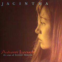Jacintha Autumn Leaves - The Songs Of Johnny Mercer (2 LP) Audiophile Qualität