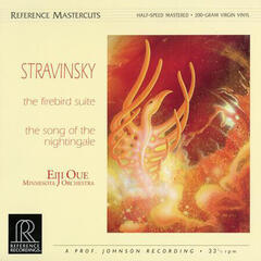 Igor Stravinsky The Firebird Suite / The Song Of The Nightingale (LP) Audiophile Qualität
