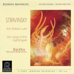 Igor Stravinsky The Firebird Suite / The Song Of The Nightingale (LP) Audiofilska jakość