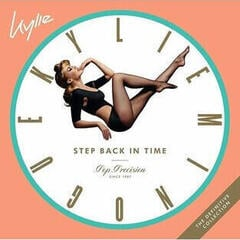 Kylie Minogue Step Back In Time: The Definitive Collection