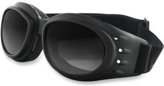 Bobster Cruiser II Adventure Goggles Black Lenses Interchangeable