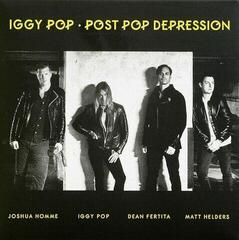 Iggy Pop Post Pop Depression (Vinyl LP)