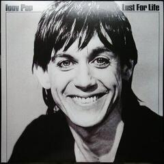 Iggy Pop Lust For Life (Vinyl LP)