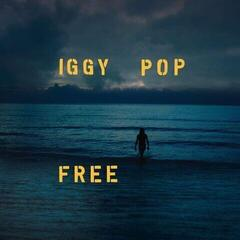 Iggy Pop Free (Vinyl LP)