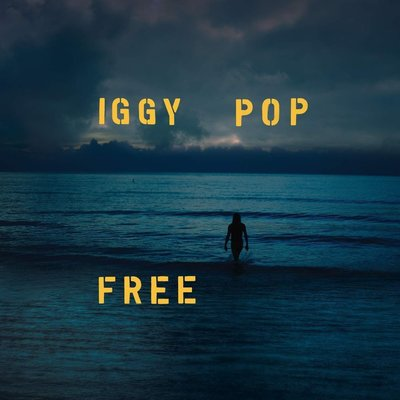 Iggy Pop Free (Vinyl LP)