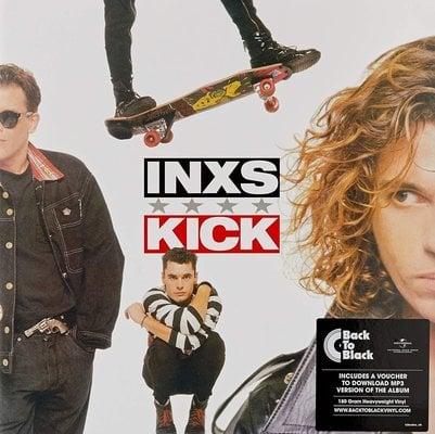 INXS Kick (Vinyl LP)