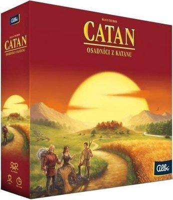 Albi Catan - Osadníci z Katanu Basic Game