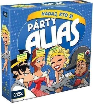 Albi Party Alias Hádaj kto si