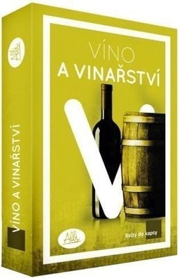 Albi Kvízy do kapsy - Víno a vinařství