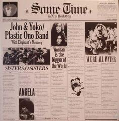 John Lennon Some Time In New York City (2 LP) 180 g