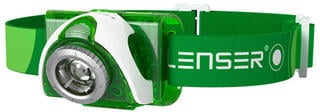 Led Lenser SEO 3 Headlamp Green