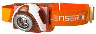 Led Lenser SEO 3 Headlamp Orange
