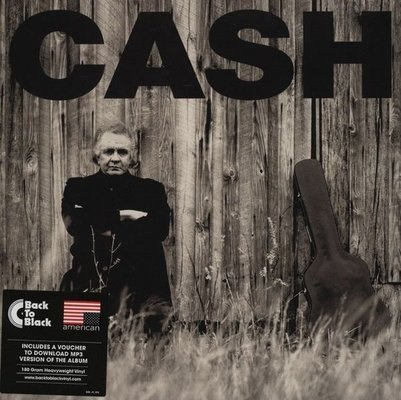 Johnny Cash American II: Unchained (Vinyl LP)