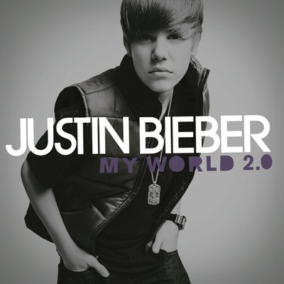 Justin Bieber My World 2.0 (Vinyl LP)