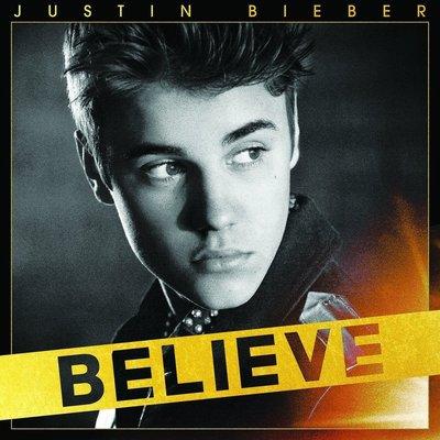 Justin Bieber Believe (Vinyl LP)