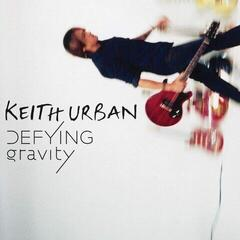Keith Urban Defying Gravity (Vinyl LP)