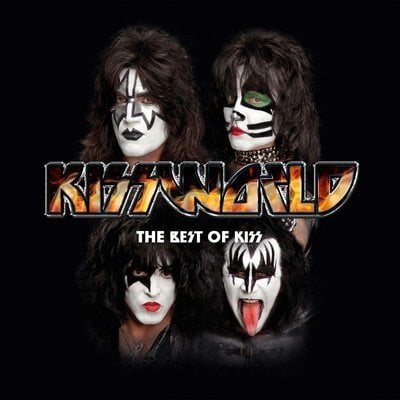 Kiss Kissworld - The Best Of (2 LP)