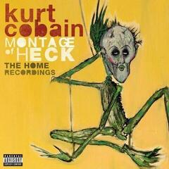 Kurt Cobain Kurt Cobain LP Montage Of Heck - The Home Recordings (2 LP)