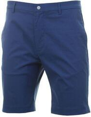 Footjoy Lite Tapered Fit Short Mens Shorts Deep Blue