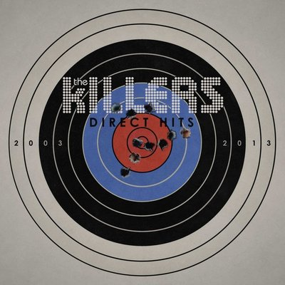The Killers Direct Hits (2 LP)