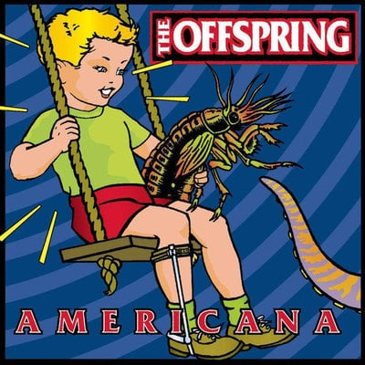 The Offspring Americana (Vinyl LP)