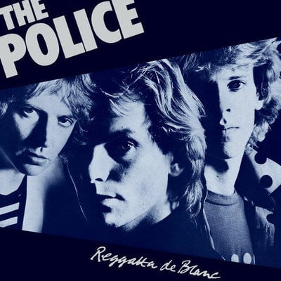 The Police Reggatta De Blanc (Vinyl LP)