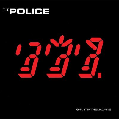 The Police Ghost In The Machine (Vinyl LP)