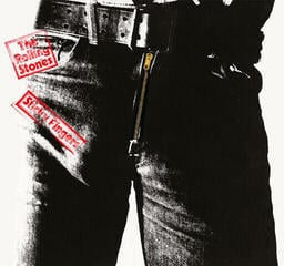 The Rolling Stones Sticky Fingers (Vinyl LP)