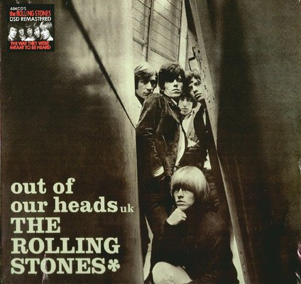 The Rolling Stones Out Of Our Heads (Vinyl LP)
