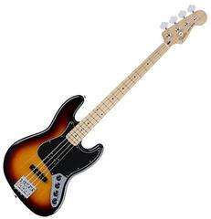 Fender Deluxe Active Jazz Bass MN 3 Color Sunburst
