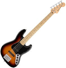 Fender Deluxe Active Jazz Bass V MN 3-Color Sunburst