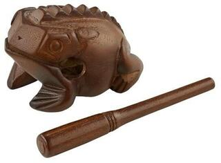 Meinl Wooden Frog Medium