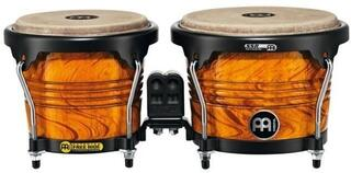 Meinl The Marathon Designer Series Wood Bongo Amber Flame