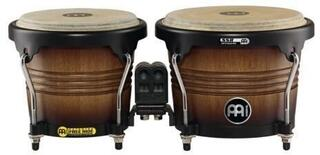 Meinl The Marathon Designer Series Wood Bongo Ant. Tobacco Burst