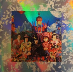 The Rolling Stones Their Satanic Majesties (Vinyl LP)