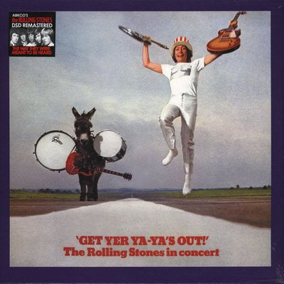 The Rolling Stones Get Yer Ya Ya's Out (Vinyl LP)