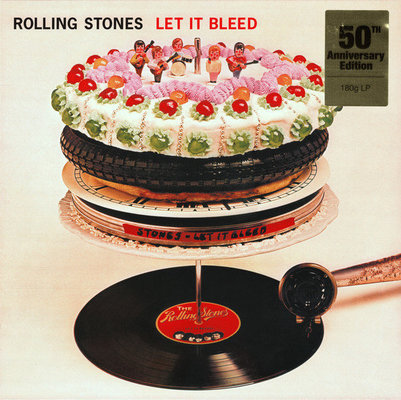 The Rolling Stones Let It Bleed (50th Anniversary Limited Deluxe Edition)