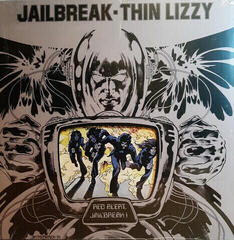 Thin Lizzy Jailbreak (LP)