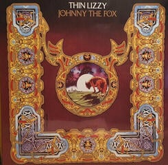 Thin Lizzy Johnny The Fox (Vinyl LP)