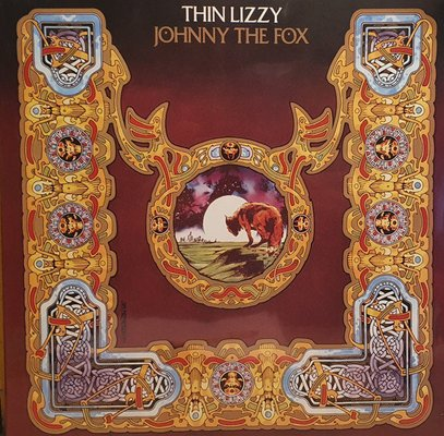 Thin Lizzy Johnny The Fox (LP)