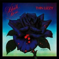 Thin Lizzy Black Rose: A Rock Legend (LP) 180 g