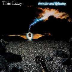 Thin Lizzy Thunder And Lightning (Vinyl LP)
