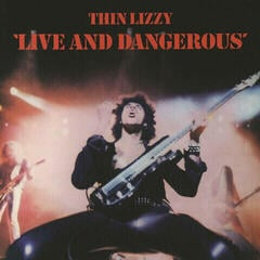 Thin Lizzy Live And Dangerous (2 LP) 180 g