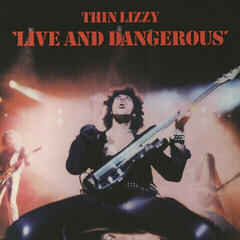 Thin Lizzy Live And Dangerous (2 LP)