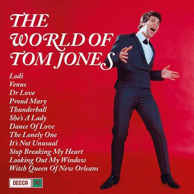 Tom Jones The World Of Tom Jones (Vinyl LP)