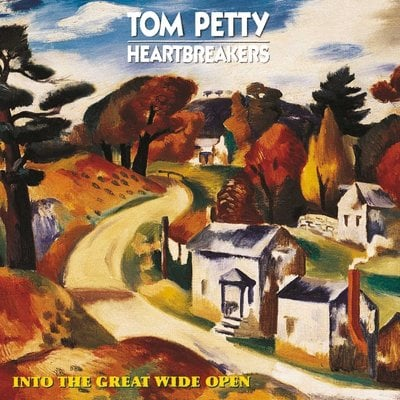 Tom Petty Into The Great Wide Open (Vinyl LP)