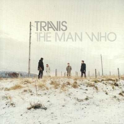 Travis The Man Who (Vinyl LP)